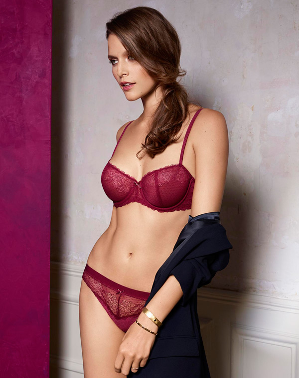 Chantelle Paris new Le Marais lingerie collection