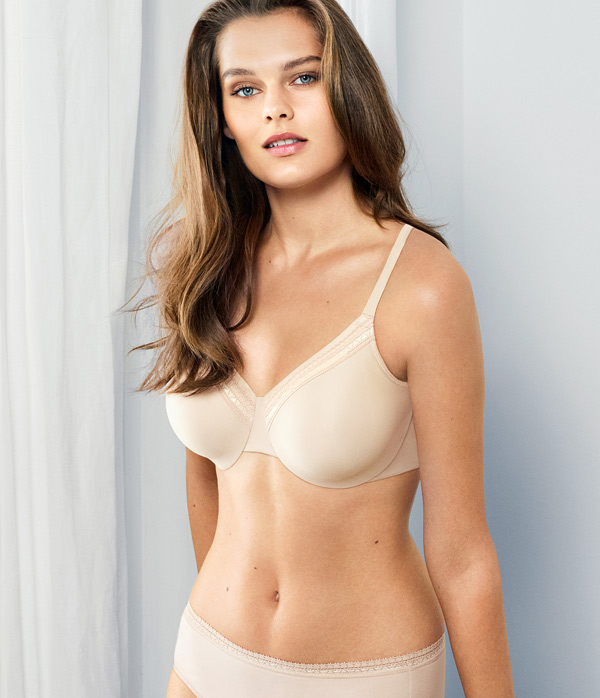 Perfect Primer Collection - Full Figure Underwire Bra by Wacoal