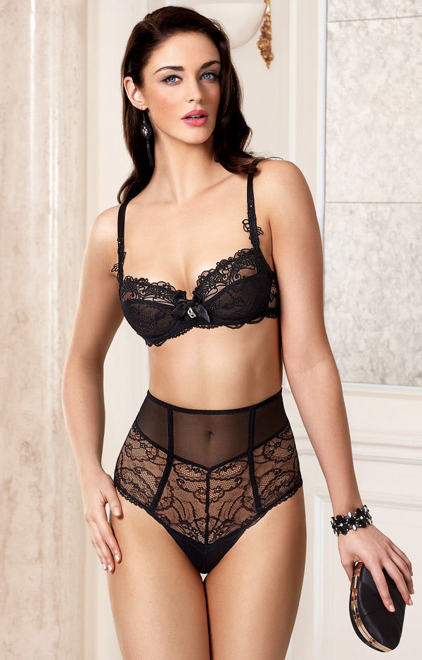 Lise Charmel's seductive Soir de Venise lingerie collection