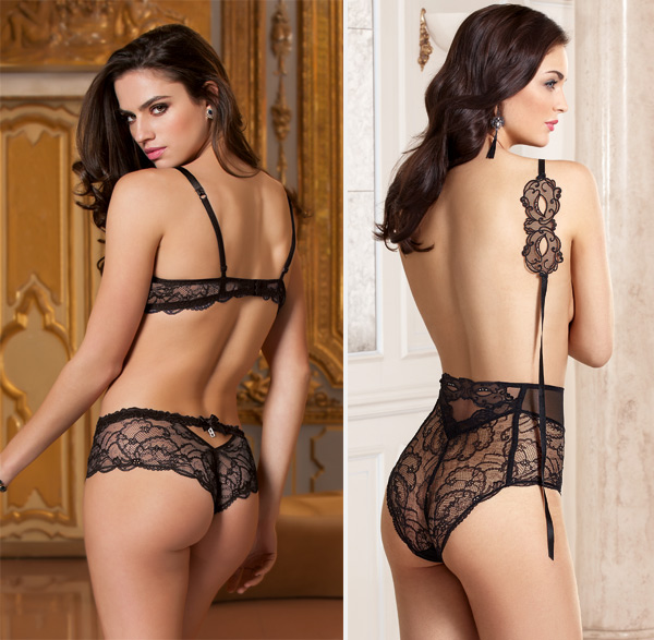 Lise Charmel's Soir de Venise collection - panties