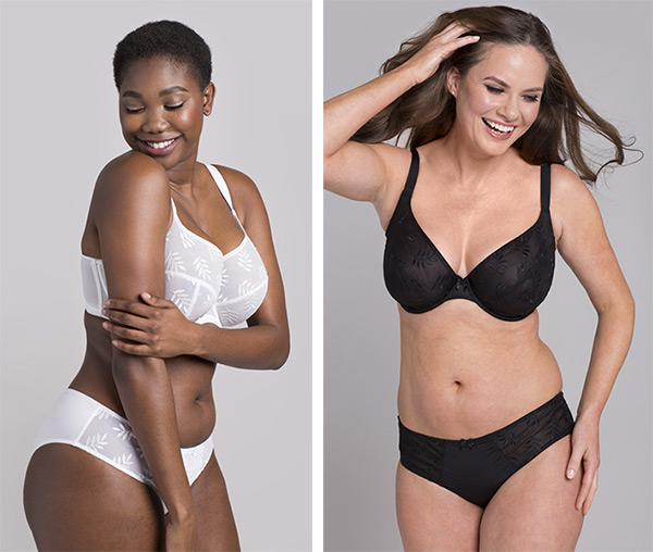 Panache #FindYourFit marketing campaign on Lingerie Briefs