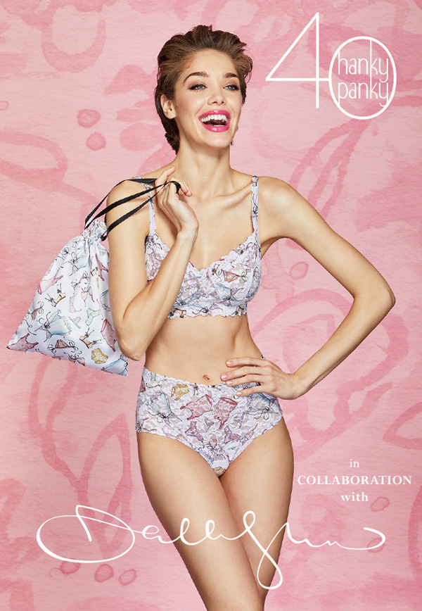 Hanky Panky + Dallas Shaw Collection