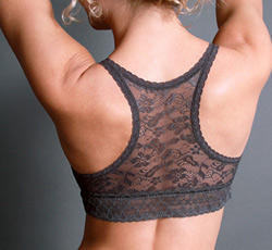 New, Sexy Racerback Lace Bralette ~ Undie Couture