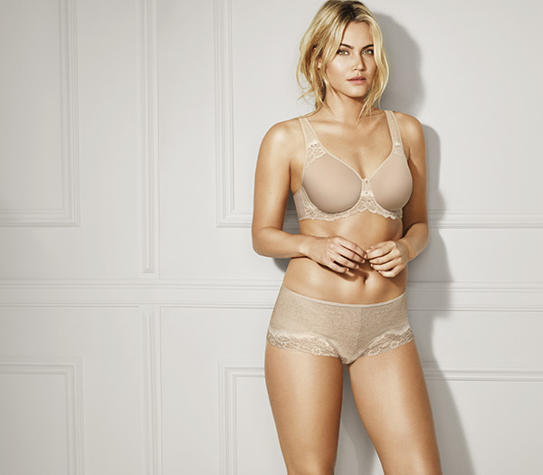 Basic Benefits by Wacoal on Lingerie Briefs