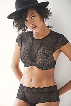b.tempt'd After Hours Collection - Bra Top and Boyshort