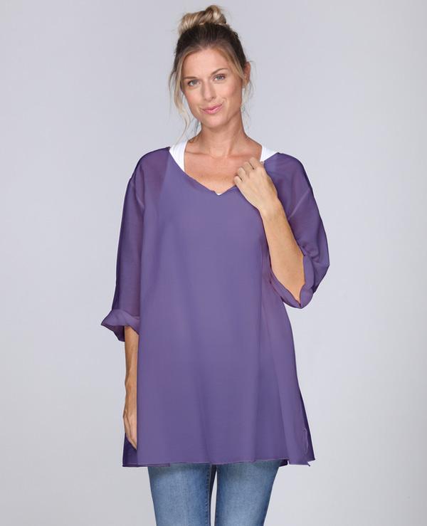 Jammy Beans new Silk & Cotton tunic