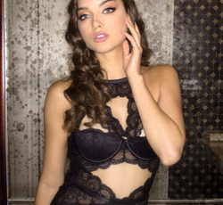 Oh La La Cheri Lingerie Combines Function & Intricacy ~ Fall-Winter '17