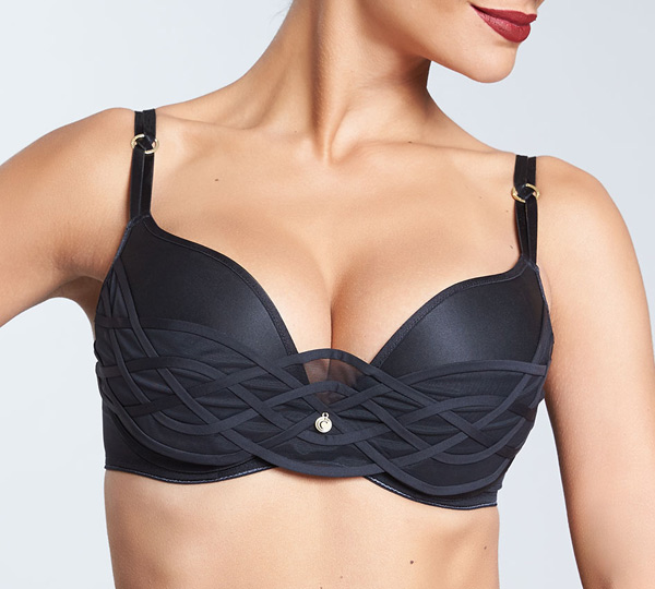 Babylone Push-Up Bra by Chantelle