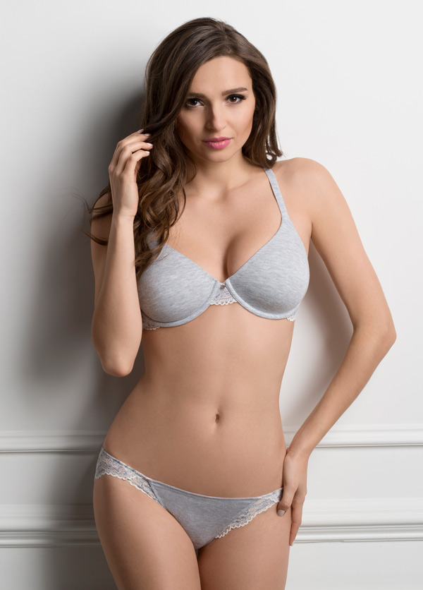 7334db4038030 Introducing  Comfort Chic Lounge Bra  from Le Mystere
