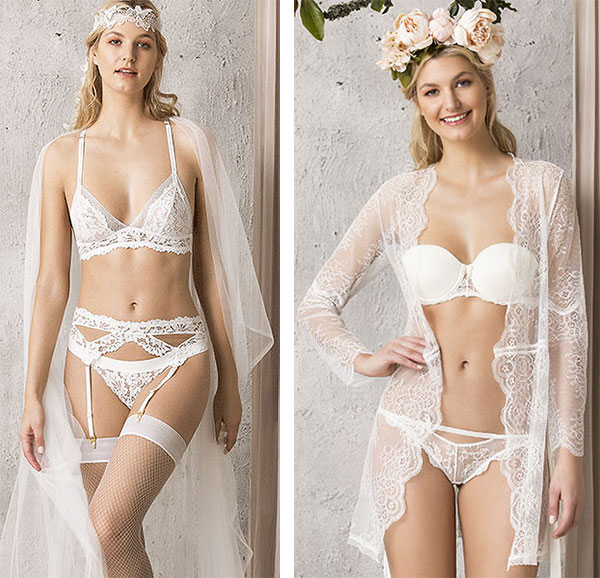Ellipse Bridal Lingerie on Lingerie Briefs