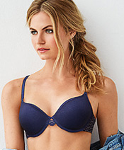 Love Triangle Underwire T-shirt Bra b.tempt'd