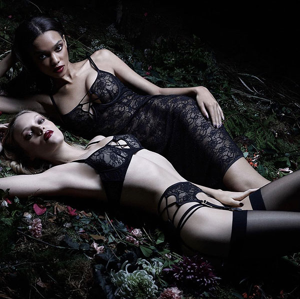 Coco de Mer featured in the Gallery on Lingerie Briefs