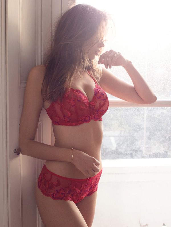Angelina Rouge Collection - Fantasie