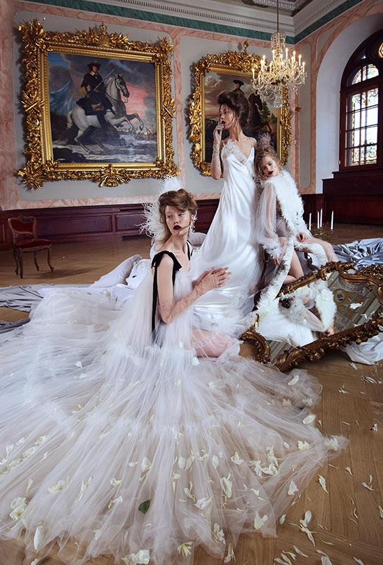 Amoralle Luxury Bridal Lingerie on Lingerie Briefs