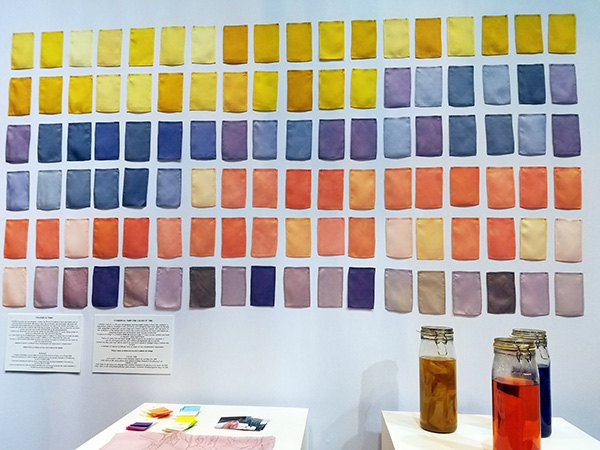 The Surface Exhibition at Interfiliere Paris on Lingerie Briefs