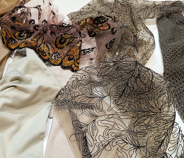 Complements of Jos Berry's Concepts Paris at Interfiliere Jan 2018 on Lingerie Briefs