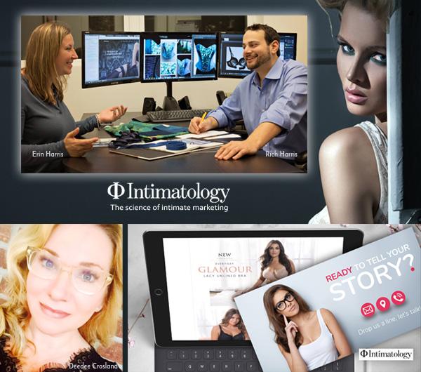 Deedee Crosland interviews Erin Harris of Intimatology ~ Lingerie Marketing