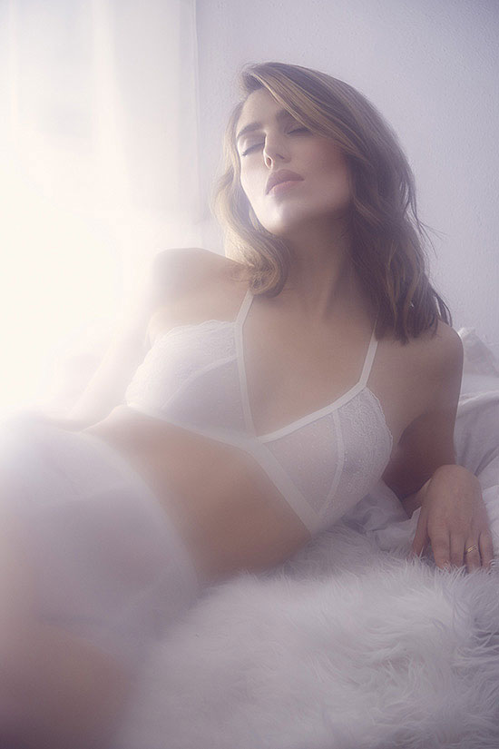 Loulette Lingerie photographed by Stephanie Hynes Photography exclusively for Lingerie Briefs