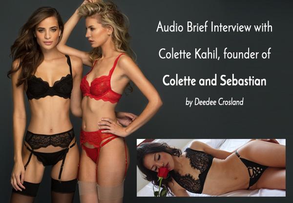 Conversation with Colette & Sebastian Founder Colette Khalil