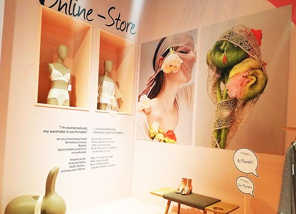 Salon International de la Lingerie on Lingerie Briefs