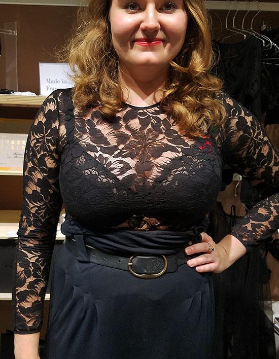 Paloma Casile Lingerie on Lingerie Briefs
