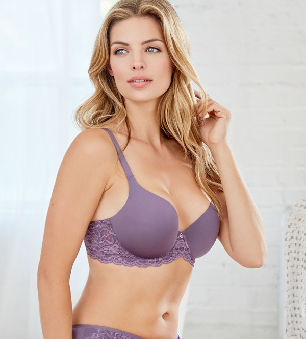 Pure Plus Full Coverage T-shirt bra (9320) by Montelle