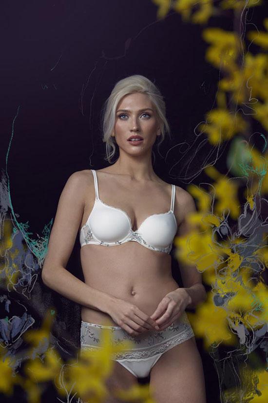 Stephanie Hynes Photography Fashion Lingerie on Lingerie Briefs: Marie Jo