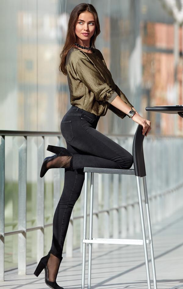 exceptional freedom skinny jeans Janira