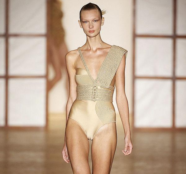 Lenny Niemeyer 2018 Swimwear collection on Lingerie Briefs