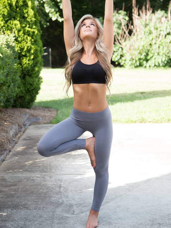 7a5699ea98 Coobie Leggings are so versatile and comfy they can go from yoga to work to  dinner! You owe your legs a break once in awhile from zippers and pockets  to ...