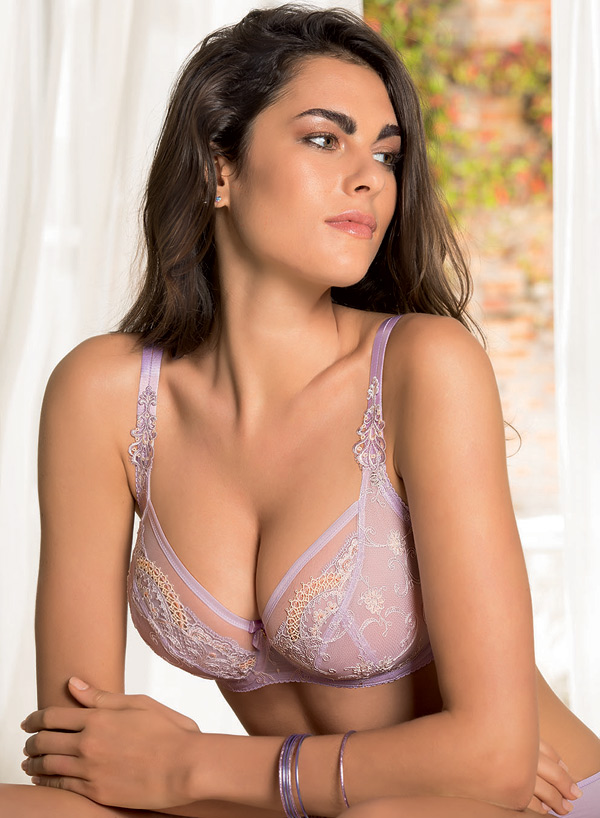 INSTANT COUTURE - full cup bra by Lise Charmel on Lingerie Briefs