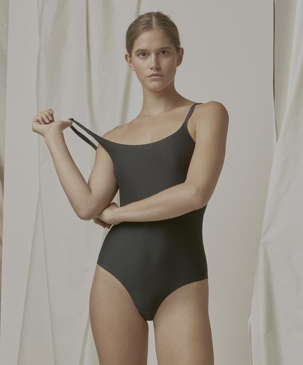 Soft Stretch One Size Bodysuit by Chantelle