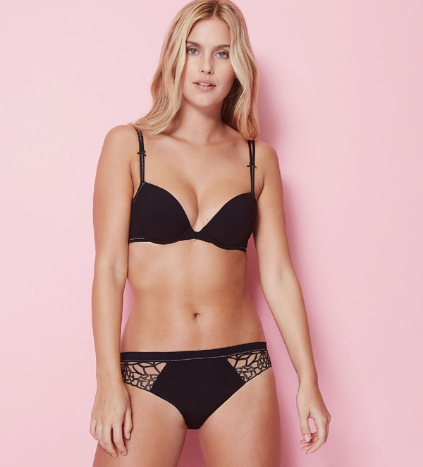 Simone Perele New Java Push-Up and Bikini - seen on Lingerie Briefs