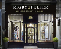 Rigby and Peller featured on Lingerie Briefs