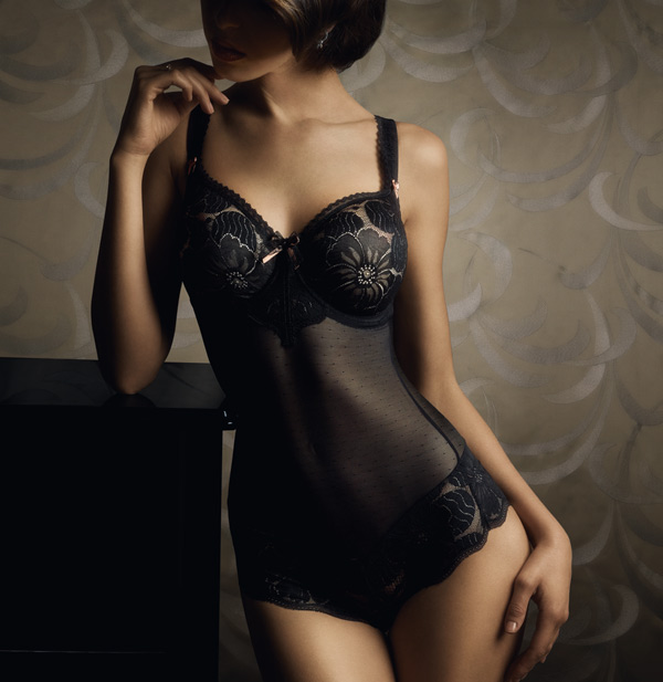 REVOLUTION - Grace Collection by Empreinte featured on Lingerie Briefs
