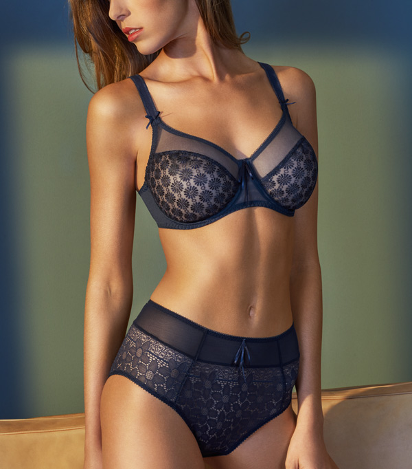 Empreinte REVOLUTION NIKKI collection - featured on Lingerie Briefs