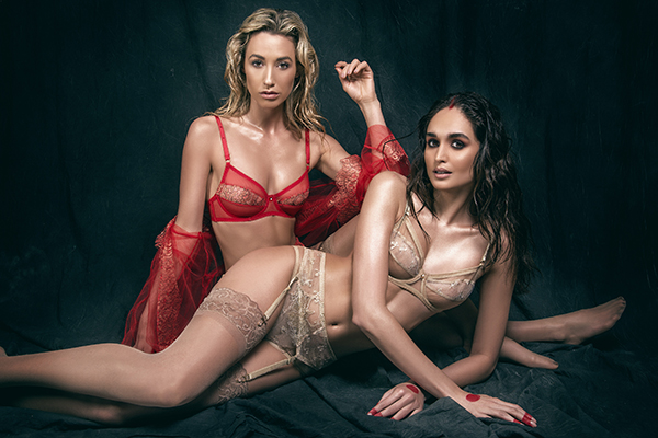 Pure Chemistry British Brand featured on Lingerie Briefs