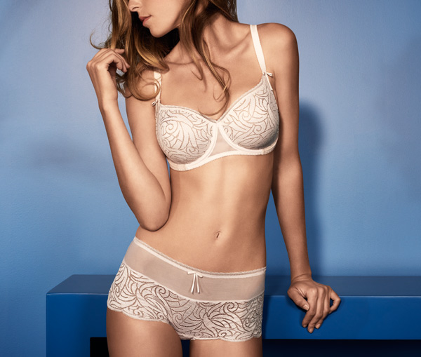 Empreinte REVOLUTION Verity collection - featured on Lingerie Briefs