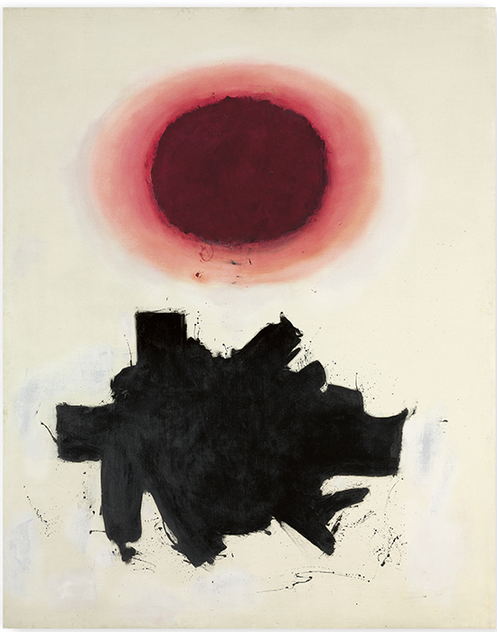 Cool Burst by Adolf Gottlieb at Christies on Lingerie Briefs