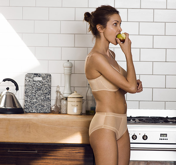 Fantasie Fusion nude Bra as seen on Lingerie Briefs
