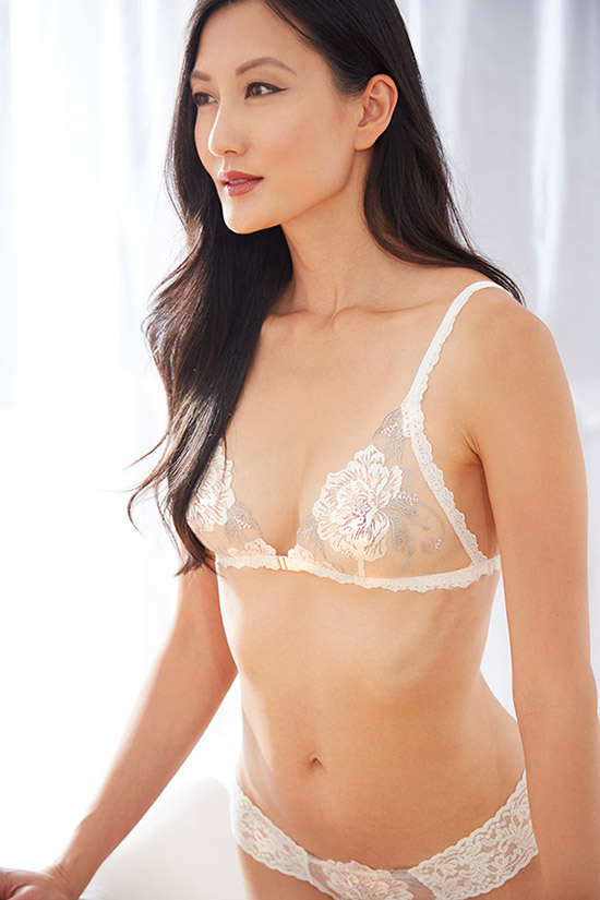 Hanky Panky Lingerie photographed by Stephanie Hynes for Lingerie Briefs