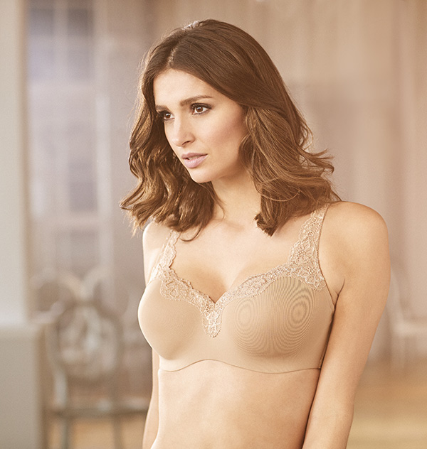 Le Mystere Lace Tisha bra on Lingerie Briefs