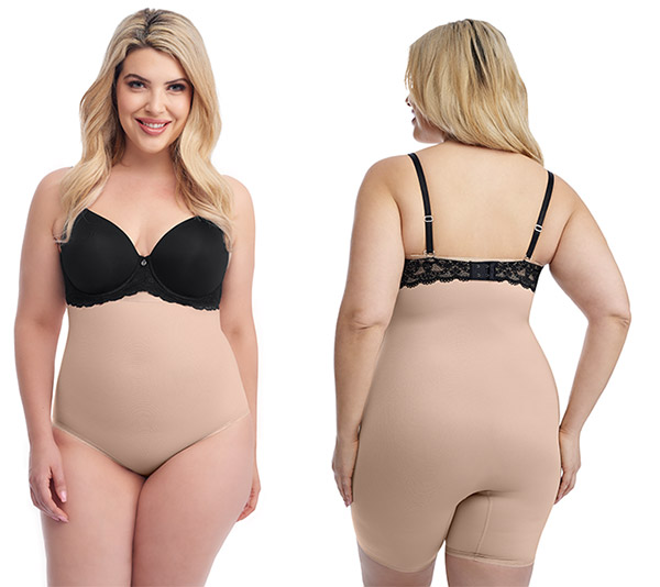 Hooked Up Shapewear as featured on Lingerie Briefs