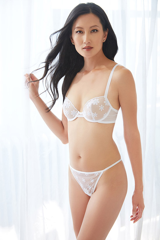 Skarlett Blue Lingerie photographed by Stephanie Hynes for Lingerie Briefs