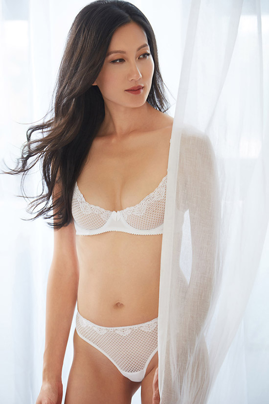 Timpa Lingerie photographed by Stephanie Hynes for Lingerie Briefs