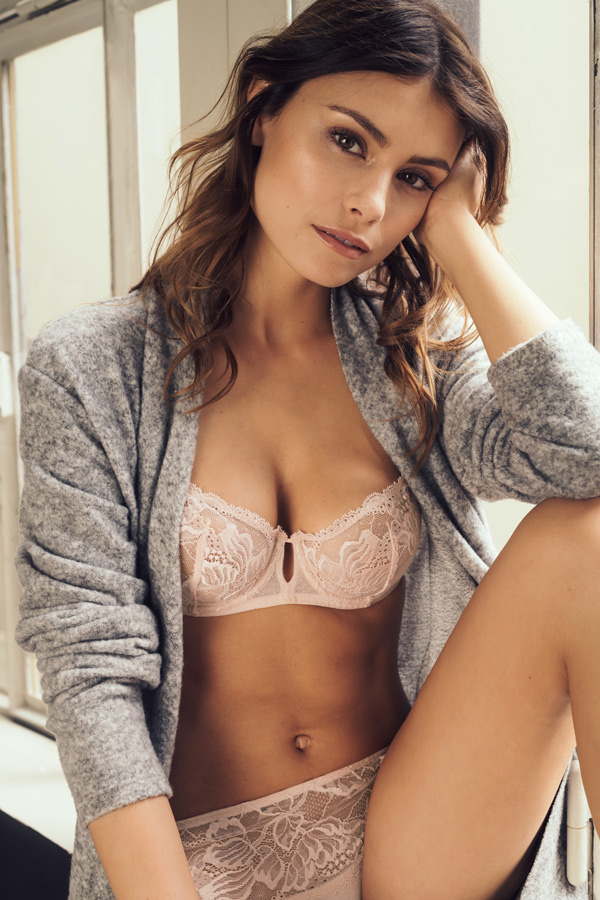 Simone Perele New Promesse Demi and Boyshort featured on Lingerie Briefs