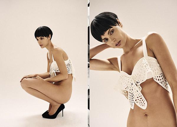 Suki Cohen Brazilian Swimwear as seen on Lingerie Briefs