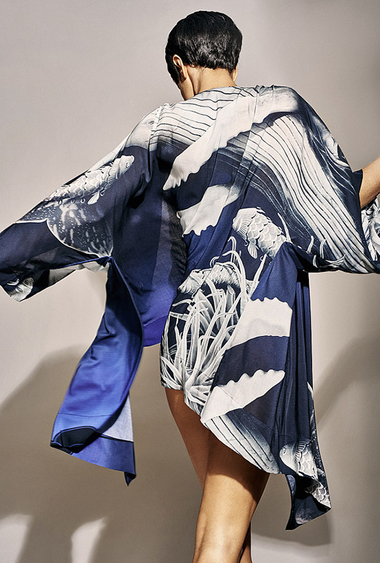 Suki Cohen Brazilian Beachwear coverups as seen on Lingerie Briefs