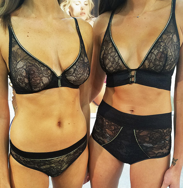 Simone Perele Spring 19 on Lingerie Briefs