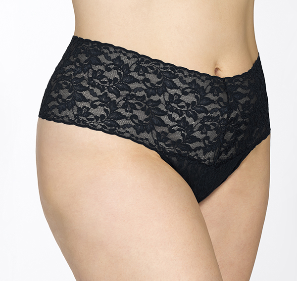 Hanky Panky plus size retro panty on Lingerie Briefs